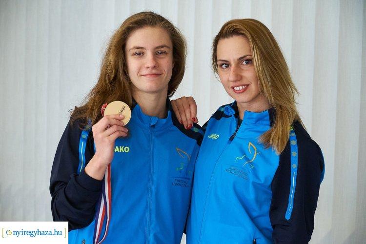 Érem Nizzából - a nyíregyházi úszók számára a fő cél a hazai rendezésű Európa-bajnokság