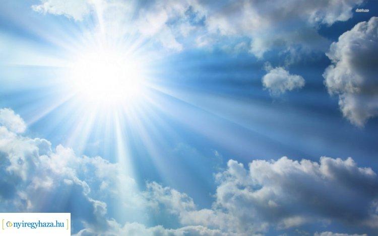 Kezdődjön jó hírrel a nap! – Napos idő lesz, koratavaszias hőmérsékletekkel