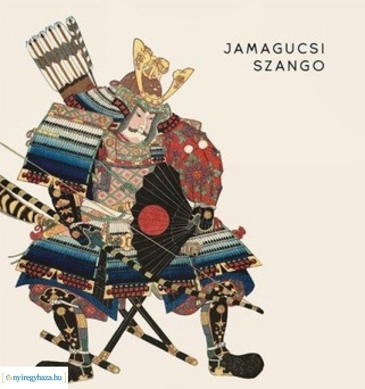 Japán történelmi trilógia - Jamagucsi Szango kötetbemutatója a Móricz Zsigmond könyvtárban