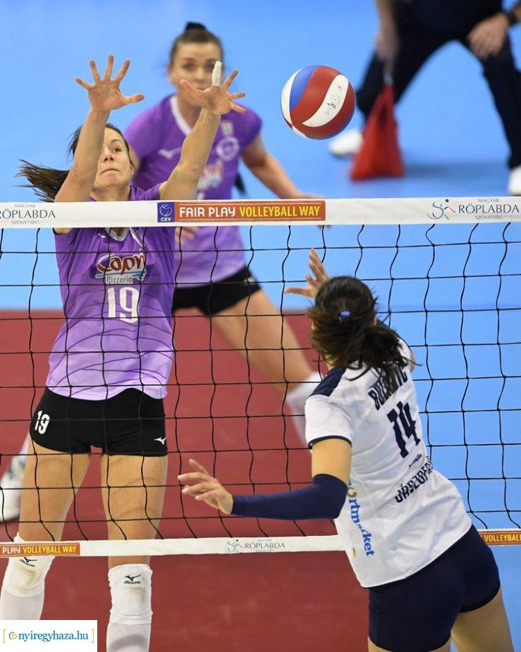 Női Röplabda Magyar Kupa - Az Újpest szerezte meg a bronzérmet