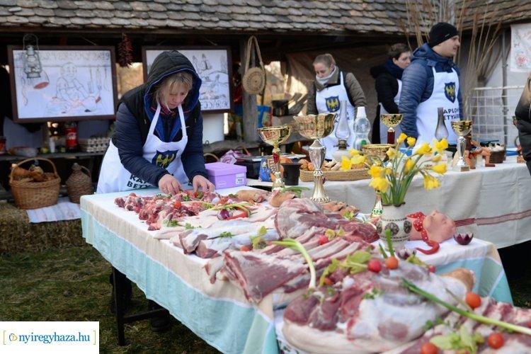 Ha február, akkor Disznótoros -  Finom ételek, hagyományőrzés és koncertek