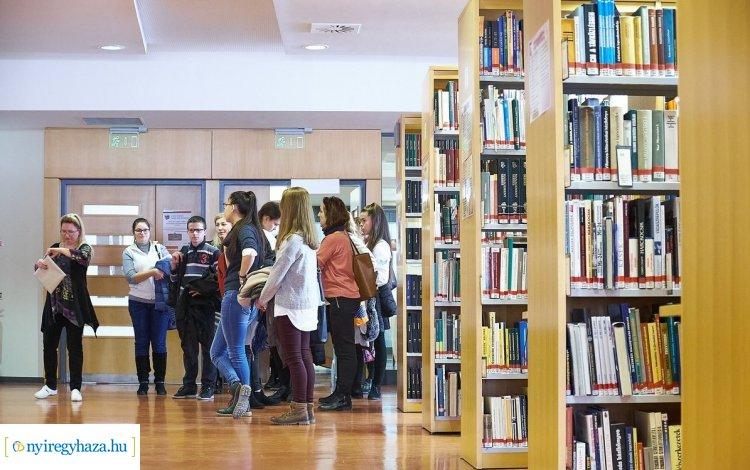 Kilenc diák versengett a Bod Péter Országos Könyvtárhasználati Verseny megyei fordulóján