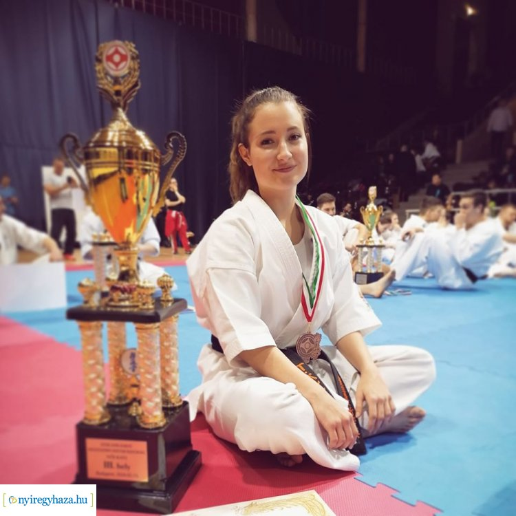 Berencsi Tímea - sikerült a kvalifikáció a grúziai Európa-bajnokságra!