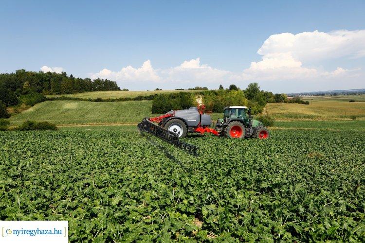 Előadás – A jövő mezőgazdasági gépei avagy robotizálható-e a mezőgazdasági termelés?