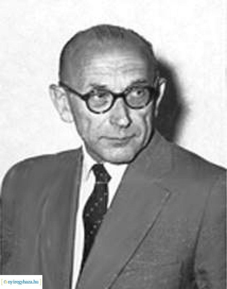 Dr. Eisert Árpádra emlékezik a nyíregyházi Bessenyei Társaság