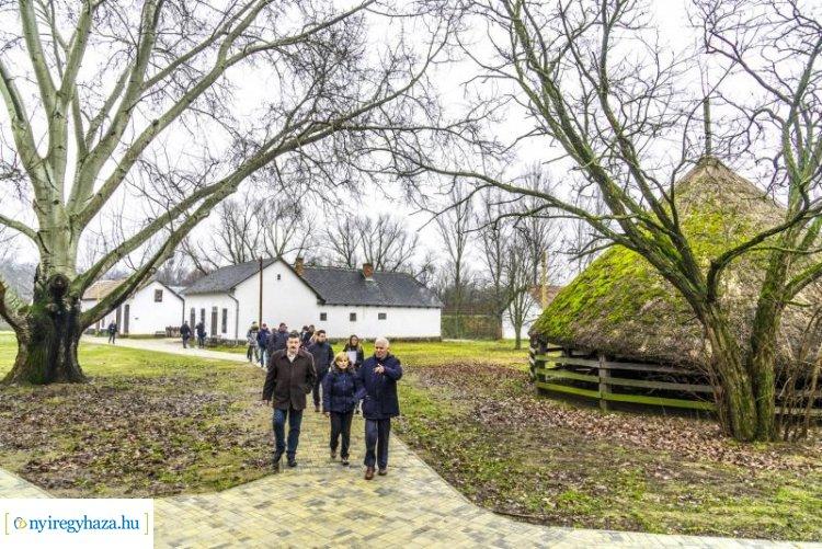 A megújult múzeumfalu tökéletes helyszíne lesz a hétvégi Disznótoros Fesztiválnak
