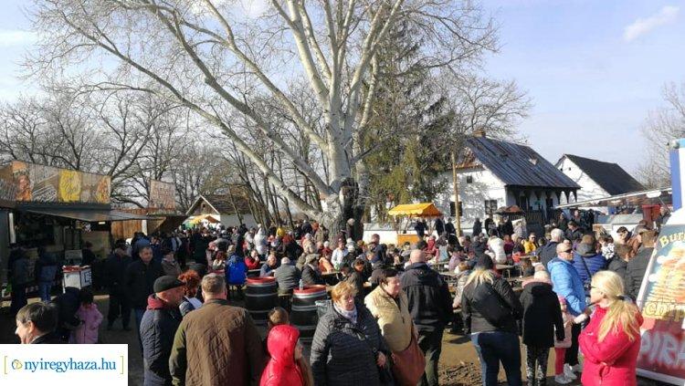 Már biztos, hogy rekordot dönt az idei Disznótoros Fesztivál a látogatók számát tekintve