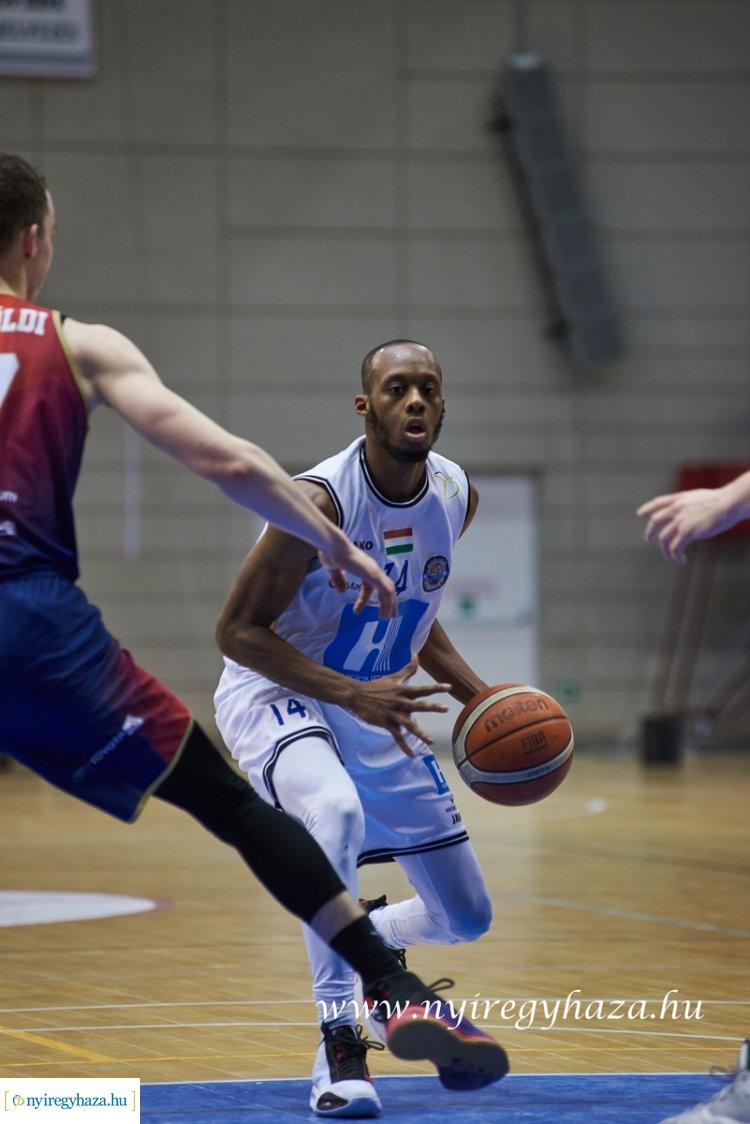 Kikapott Budapesten a Hübner Nyíregyháza BS a férfi kosárlabda NB-I/B-ben