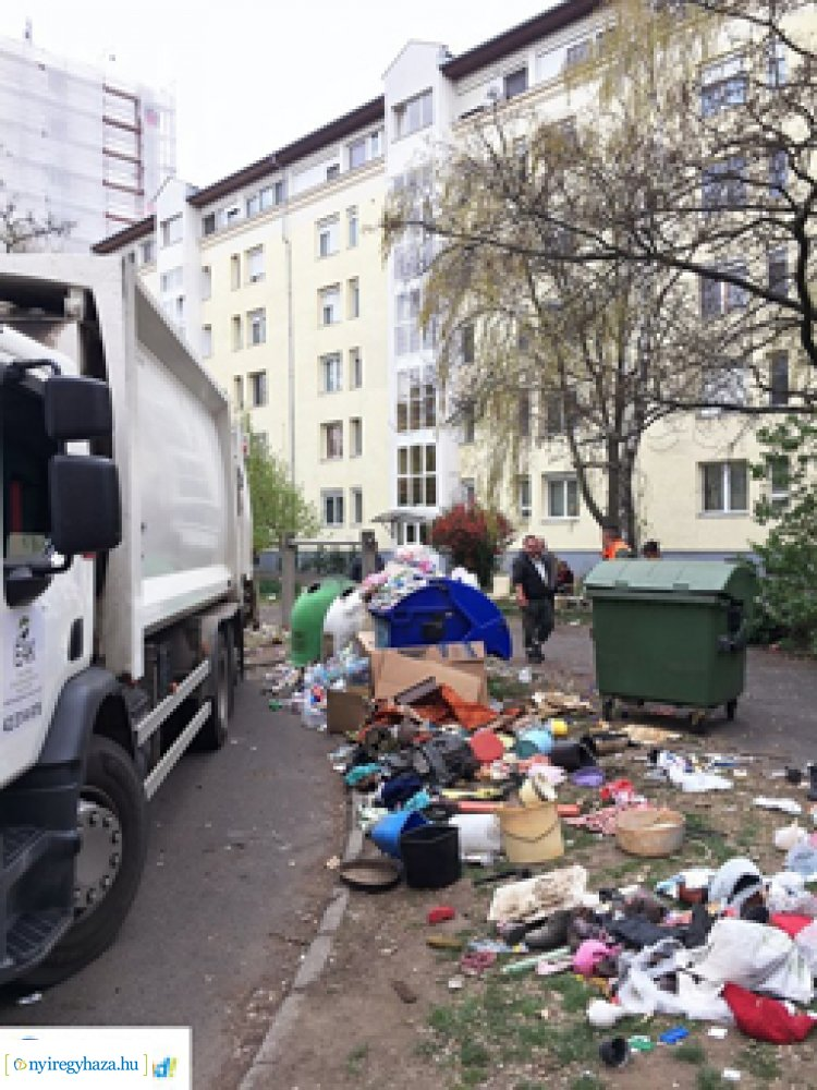 Változik a lomtalanítás - Nem lesznek hulladékhegyek az utcákon