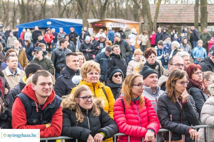 Nagyrendezvények Nyíregyházán – Programok sorozatát nyitotta meg hétvégén a Disznótoros!