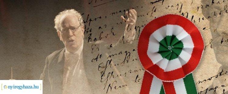 ELMARAD az ünnepi hangverseny az 1848/49-es forradalom és szabadságharc tiszteletére