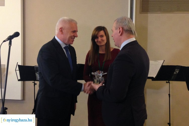 Nemzetközi elismerés – A legszínvonalasabb hotel kategóriában kapott díjat a Hunguest