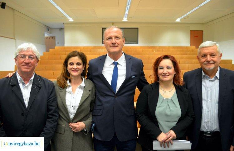 Tisztújító közgyűlés a Magyar Közgazdasági Társaság megyei szervezeténél