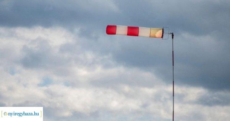 Széllökésekre és zivatarokra figyelmeztet a meteorológia – Nálunk már napos idő várható