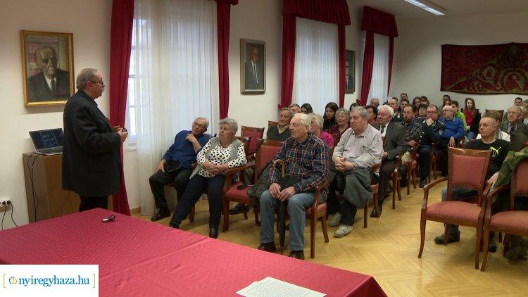 150 éves a katonaváros – Előadássorozat indult a Jósa András Múzeumban