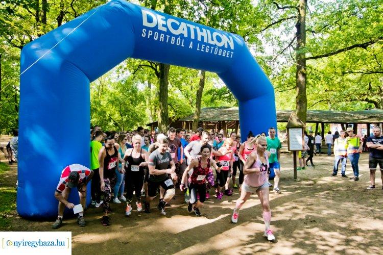 Ismét lesz a Decathlon Élménypróba Nyíregyházán – Részletek a Sziesztában!