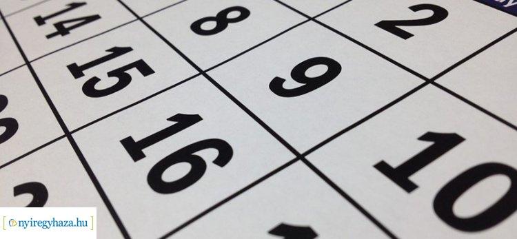 Érettségi vizsganaptár: minden fontos dátum, amit tudni kell
