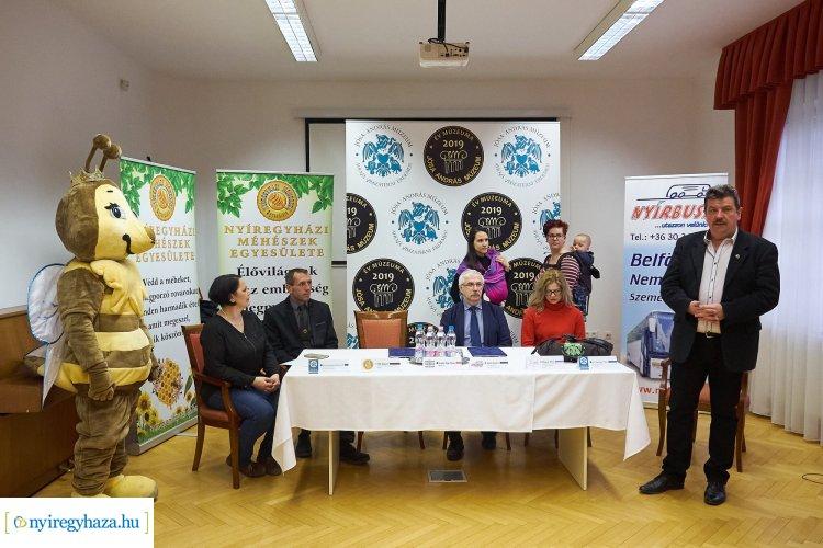 Bababarát múzeum és a beporzás napja – Sajtótájékoztatót tartottak a Jósa András Múzeumban
