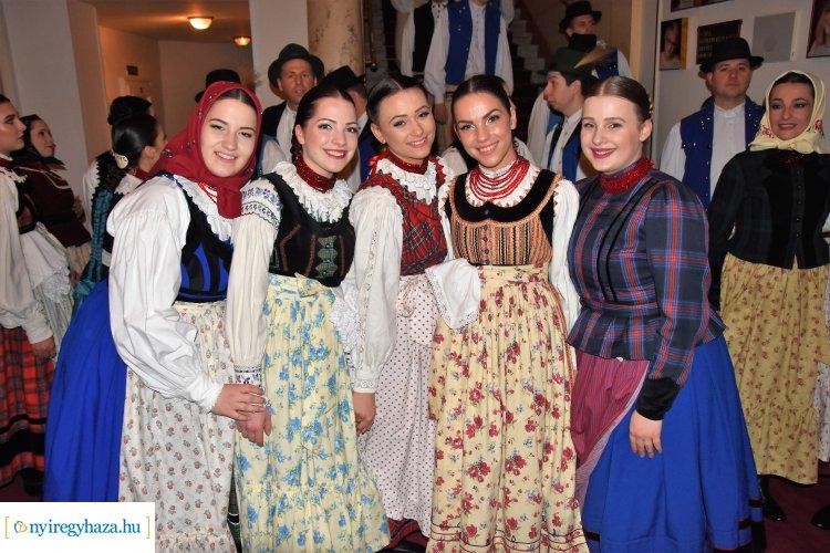 Ismét táncolt a Néptáncantológián a Nyírség a Budapesti Operettszínházban