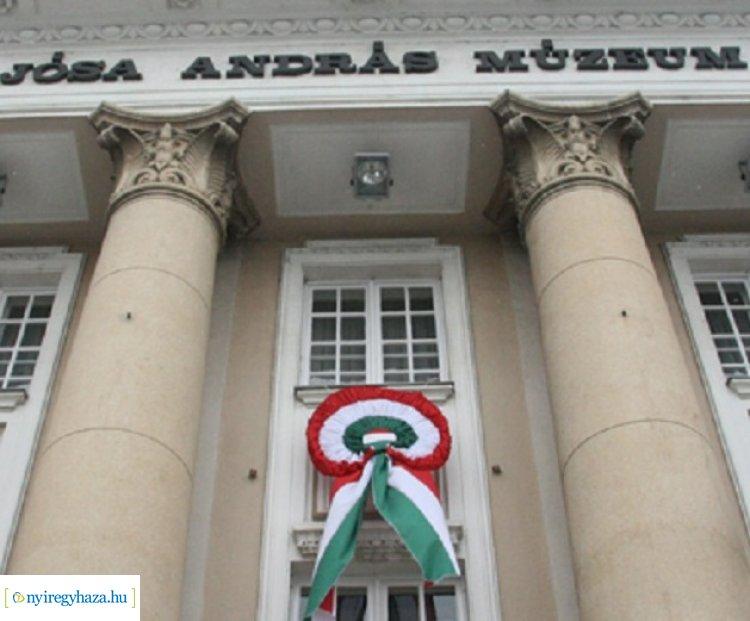ELMARAD a Kokárdás nap a Jósa András Múzeumban - ünnepi programsorozat