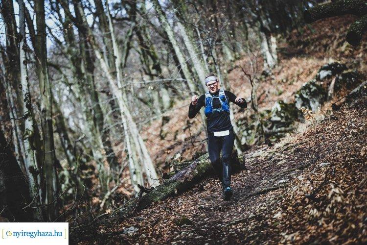 35 km futás egy műtét után - Ifj. Belus Tamás számára a Bükkben kezdődött az idény