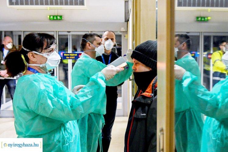Koronavírus: 12 embertől vettek már mintát Nyíregyházán, mind negatív!