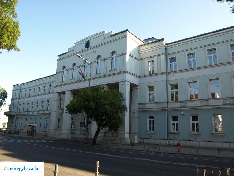 Rendkívüli ítélkezési szünetet hirdettek hétfőtől a Nyíregyházi Törvényszéken