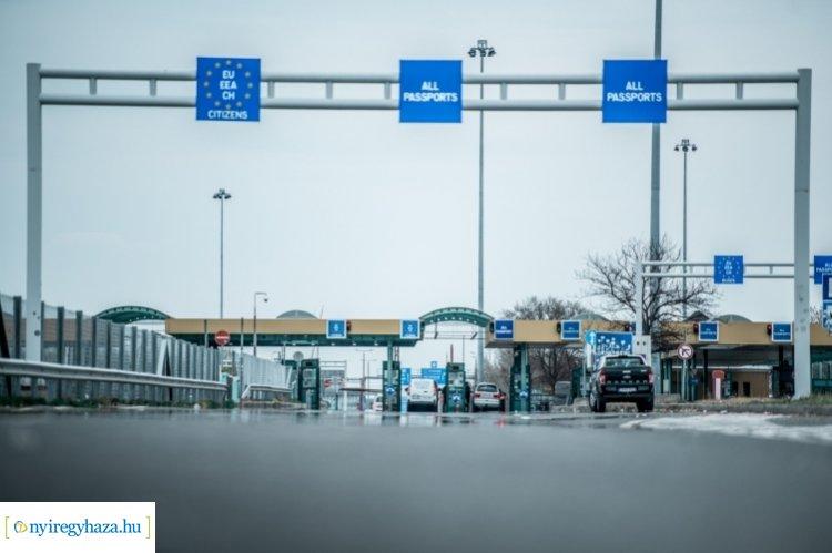 Életbe lépett a külföldiek beutazási tilalma:  közúti, vasúti, vízi és légi határokon is!
