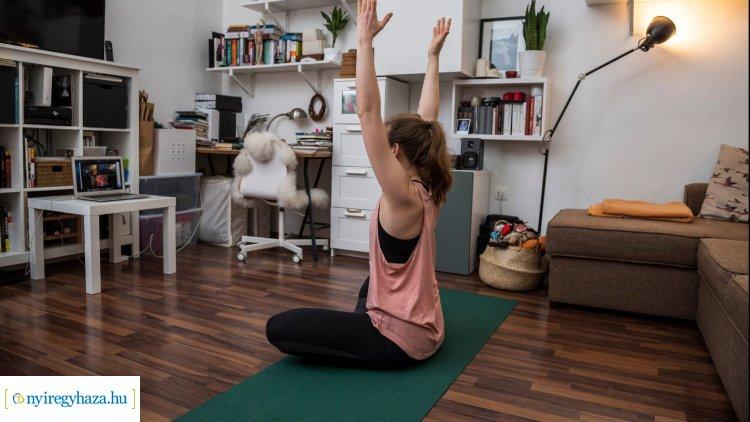 Több online edzés is elérhető a közösségi oldalon – Hasznos tippek az otthoni mozgáshoz