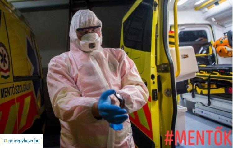 Koronavírus-fertőzés gyanújakor a háziorvos mentőt küldhet a házhoz mintavételre
