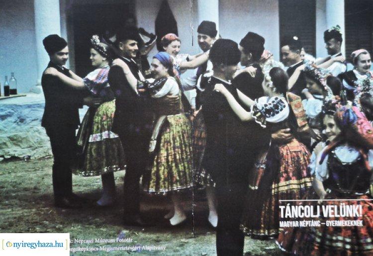 Táncold körbe Magyarországot online – Nyolc tájegység táncait tanulhatja meg otthonában!
