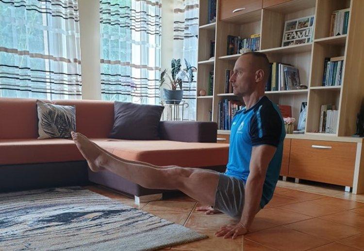 Funkcionális edzés a Mozdulj Nyíregyháza! online programjában – Interjú Tarnóczy Zalánnal