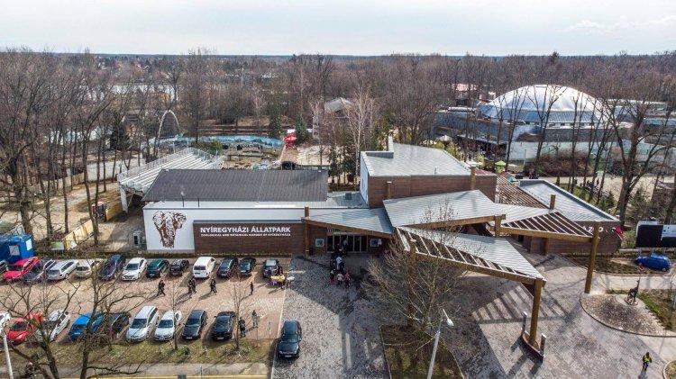 Indiaház és Madárröpde – Elkezdődött a kivitelezés a Nyíregyházi Állatparkban