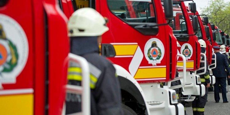 Csaknem 10 ezer önkéntes tűzoltó is segíti a koronavírus elleni védekezést