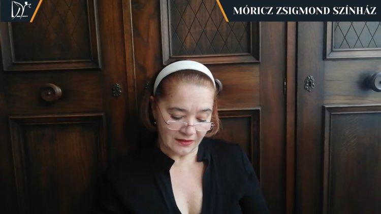 7 óra 7 perc – Márai Sándor Füves könyvéből adott elő egy részletet Pregitzer Fruzsina