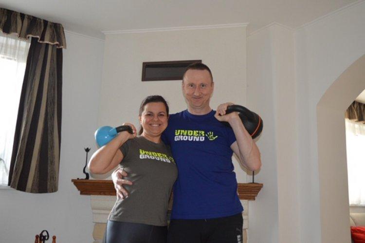 A Fábián család minden tagja rajong az online Mozdulj Nyíregyháza! funkcionális edzéséért!