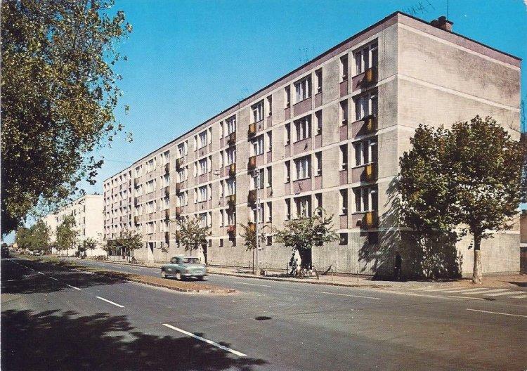 Folytatódik a Retró Nyíregyháza sorozat – A Petőfi utca 1971-ben