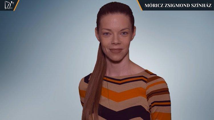 7 óra 7 perc – Tóth Árpád versét szavalta Jenei Judit, a Móricz Zsigmond Színház művésze