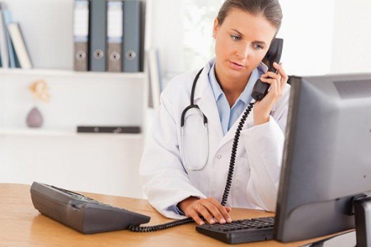 Veszélyhelyzet – Egészségügyi Alapellátás: első a telefonos segítségkérés!