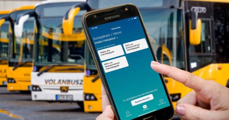 Április 25-től újabb bérletek lesznek elérhetőek a közlekedési mobiljegy applikációban