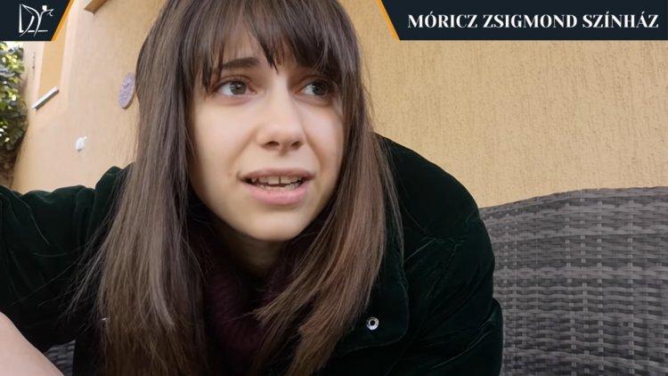 7 óra 7 perc – Varga Fekete Kinga egy József Attila-verset szavalt saját videójában