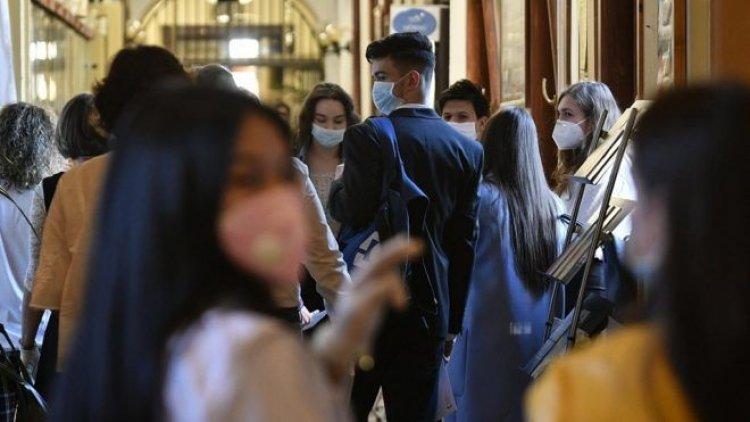 Érettségi – Biztonsági intézkedések mellett hétfő reggel kilenckor elkezdődtek a vizsgák