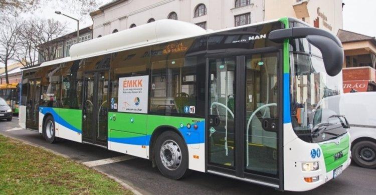 Folyamatos a buszmenetrend korrekciója: sűrűbb lesz hétvégétől a nyolcas, újraindul az 1/A