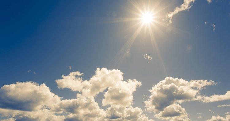 Ismét sok lesz a napsütés, holdfényes éjszaka várható pénteken