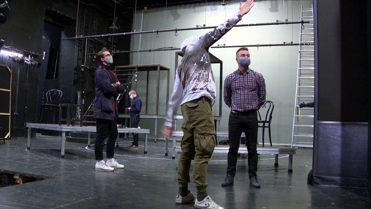 Próbák online, két hónap előadás nélkül - A Móricz Zsigmond Színház már a jövőt tervezi