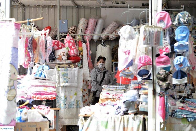 Fotókon a nyíregyházi KGST Piac! Keddtől vasárnapig folyamatosan nyitva!