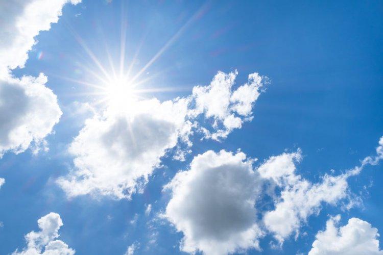 Sok lesz a napsütés a héten is, csapadékra csak elszórtan számíthatunk