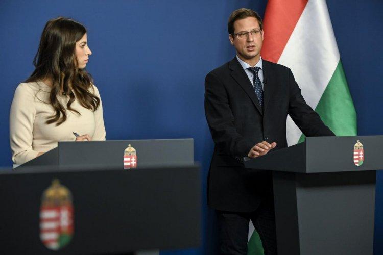 Kormányinfó: Európa egyik legsikeresebb védekezése a magyar