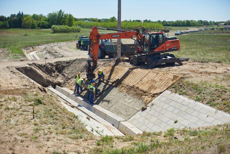 Készül a Nyulastói csatorna rekonstrukciója, Nyírszőlősnek segíthet a vízelvezetésben