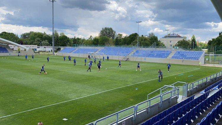 Szolnokon játszott a Szpari - újabb labdarúgókat tesztelt a csapat